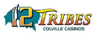 colville 12 tribes logo