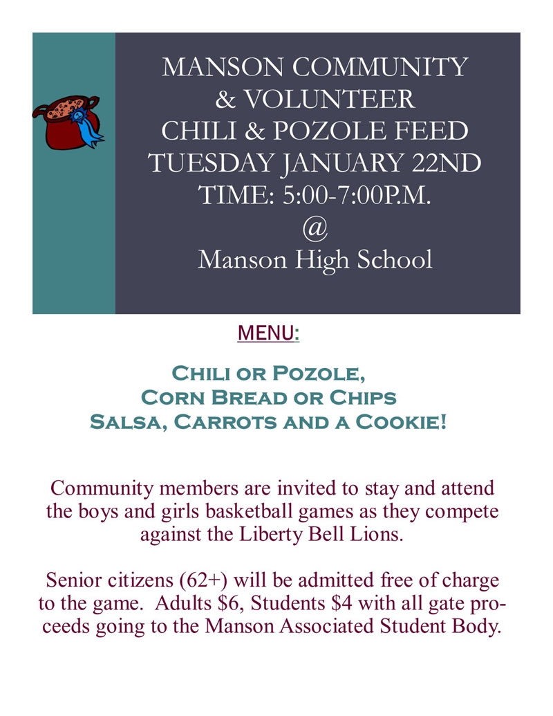 2019 Community Chili Feed a