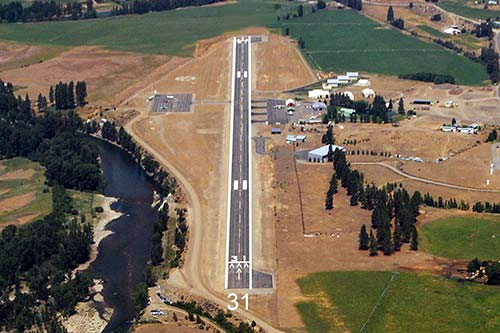 methow airport